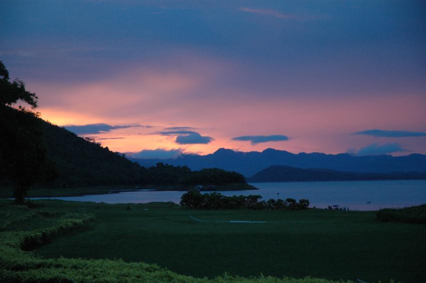 Early Morning at the lake.jpg